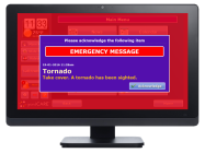 Emergency Message - System